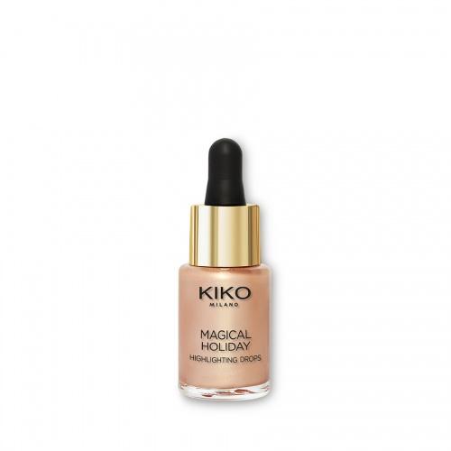 Kiko Cosmetics - Magical Holiday Highlighter Drops