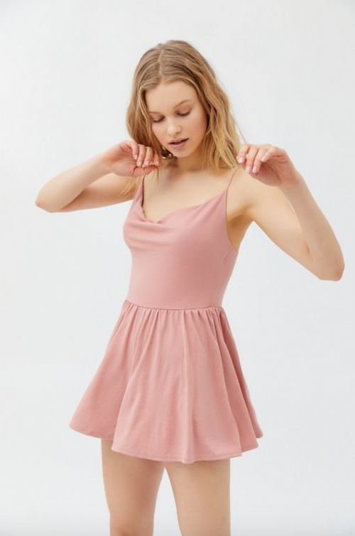 Urban Outfitters - Combishort rose