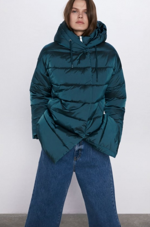 Zara - Manteau rembourré