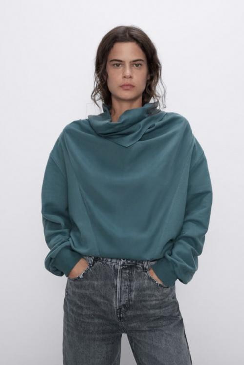 Zara - Sweat oversize