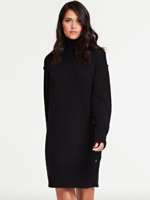 Guess - Robe pull noire