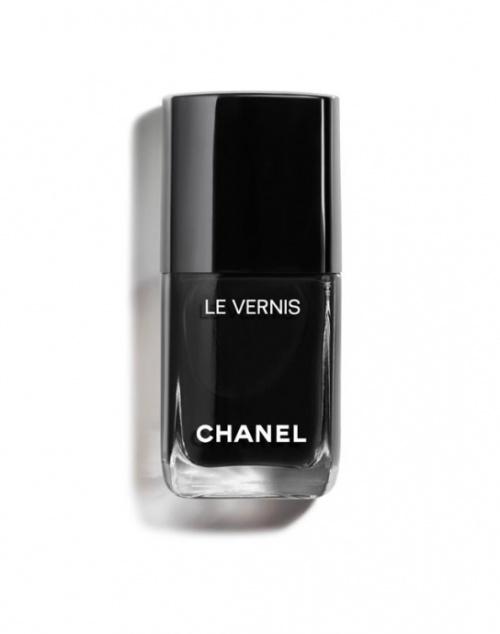 Chanel - Vernis Pure Black