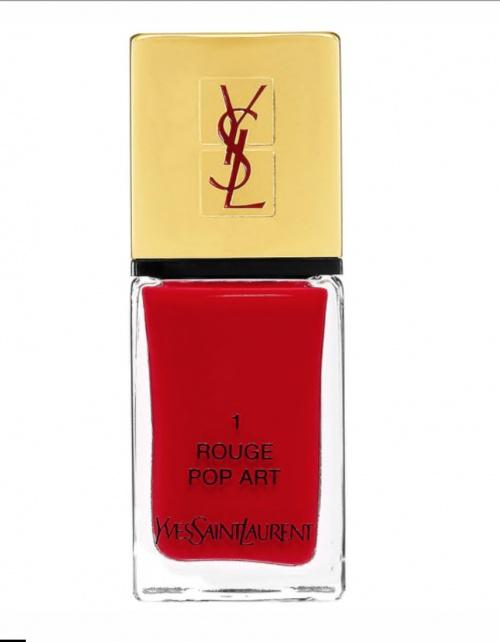 YSL - Vernis Rouge Pop Art