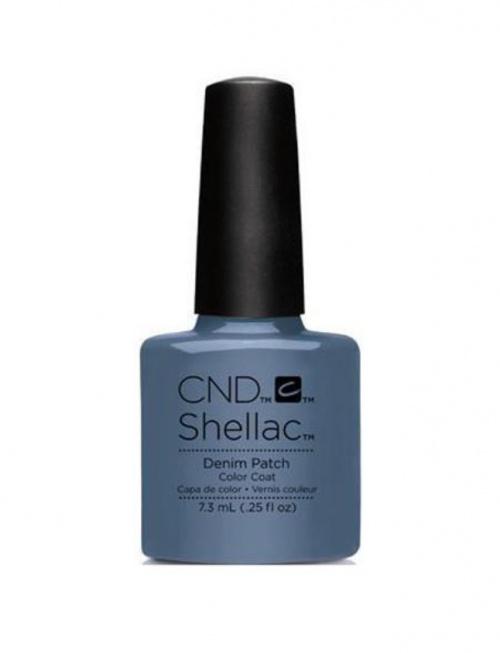CND Shellac - Vernis Denim Patch