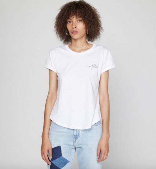 Maison Labiche - T-shirt blanc