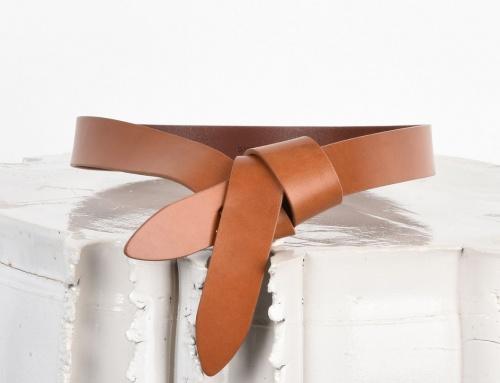 Isabel Marant - Ceinture simili cuir