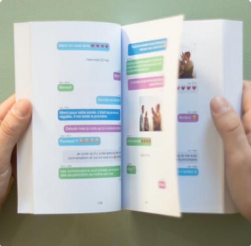 Mon livre SMS - livre sms