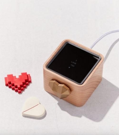Lovebox - Boite à amour connectée