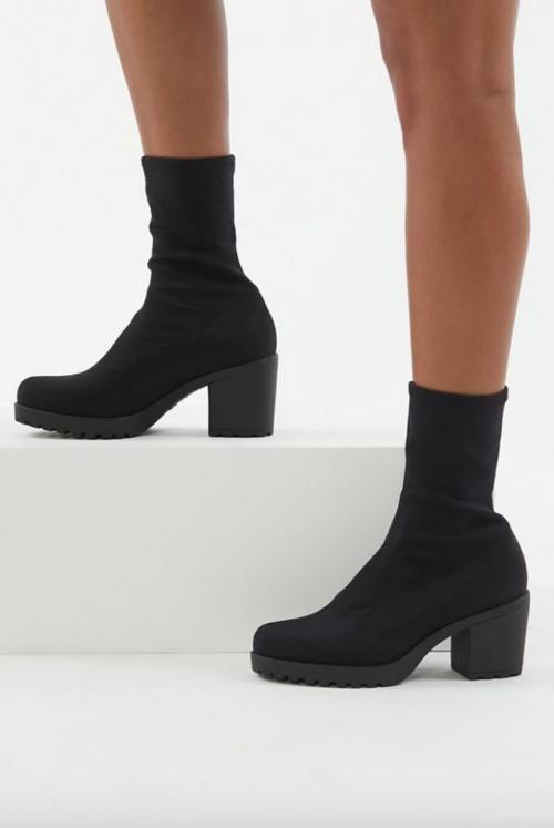 Vagabond - Bottines chaussettes