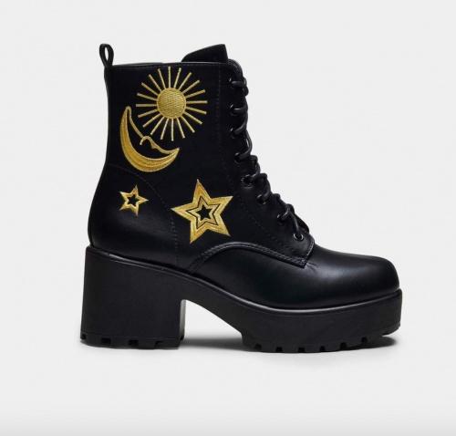 Koi Footwear - Bottines brodées