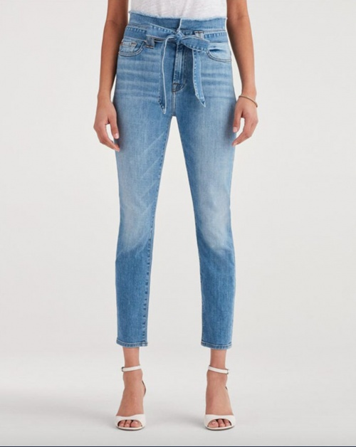 7 for all mankind - Jean paper bag