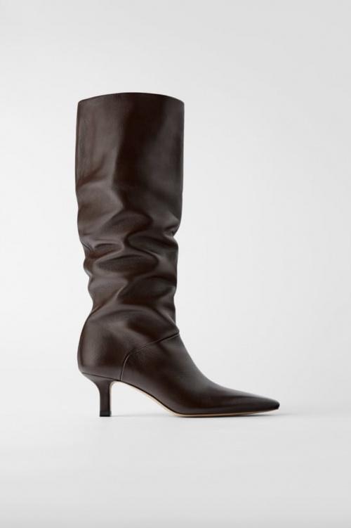 Zara - Bottes hauteur genou