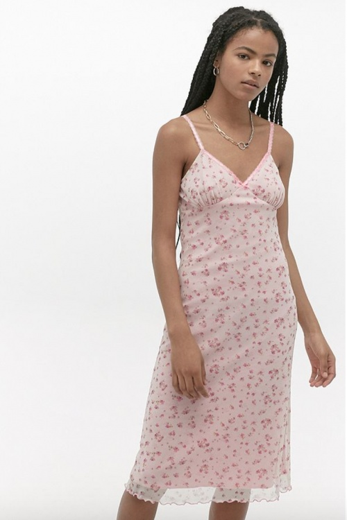 Urban Outfitters - Robe nuisette imprimée