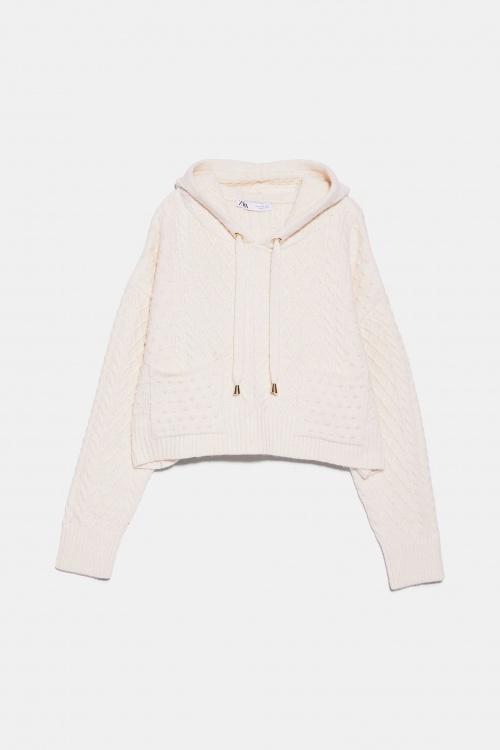 Zara - Sweat en maille