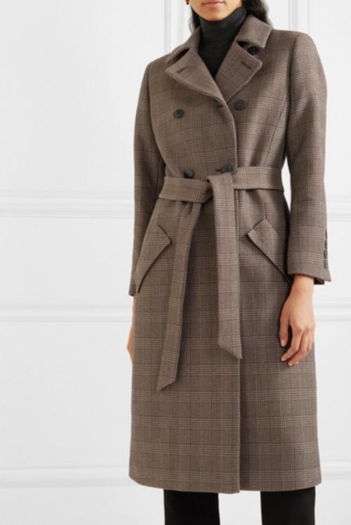 Cefinn - Manteau à carreaux
