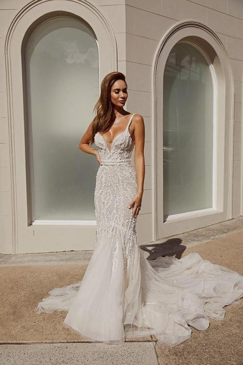 Pallas Couture - Robe de mariée
