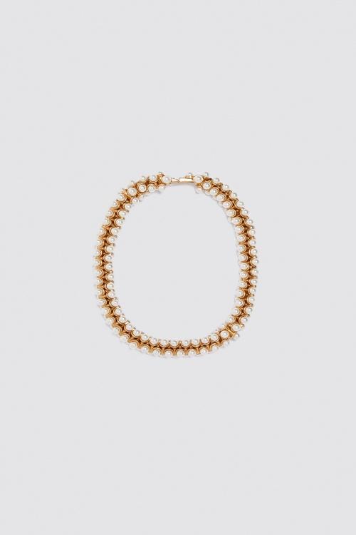 Zara - Collier à perles