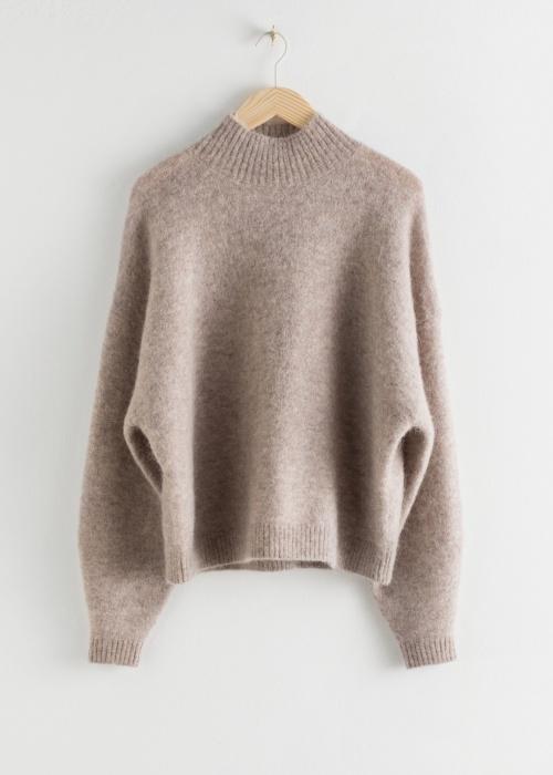 Gros pull 100% laine
