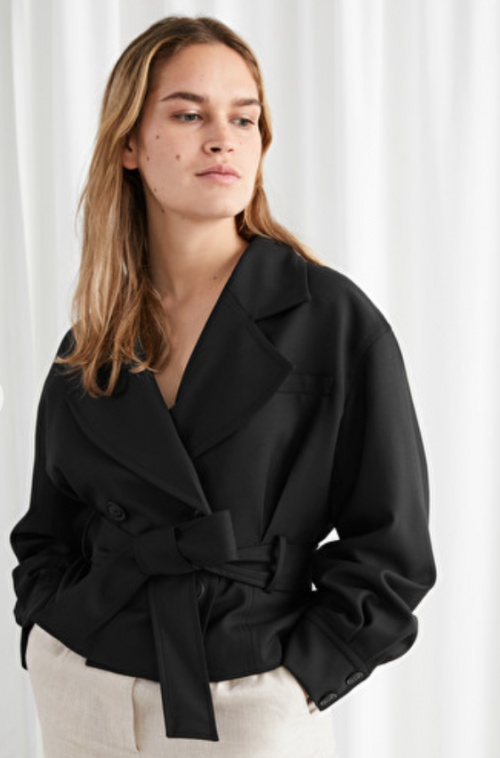 &Other Stories - Veste en laine