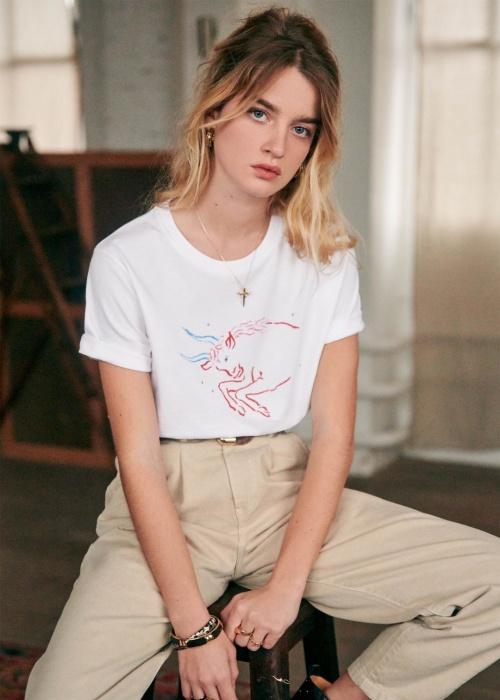 Sézane - T-shirt