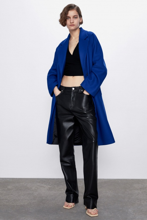 Zara - Manteau oversized