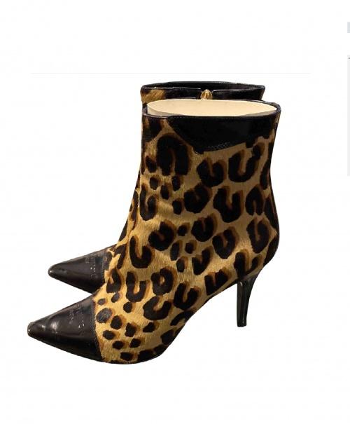 Louis Vuitton - Bottines à talons