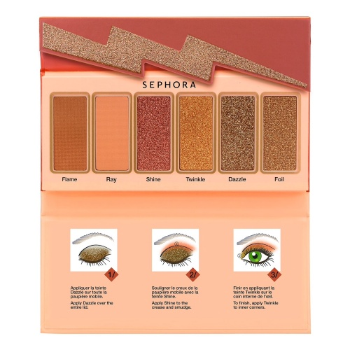 SEPHORA FLASH SEQUINS PALETTE