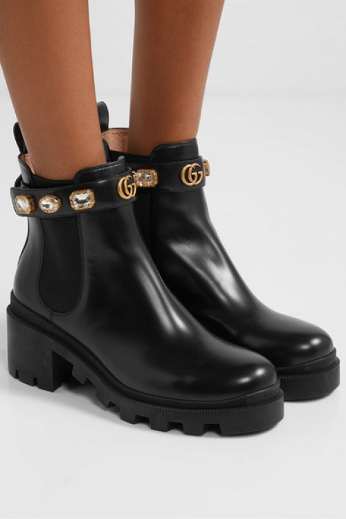 Gucci - Chelsea boots
