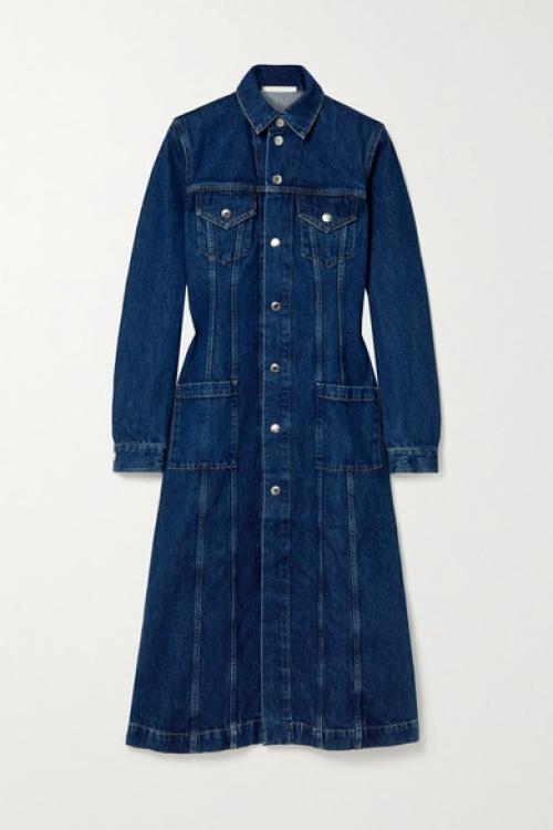 Helmut Lang - Robe en jean