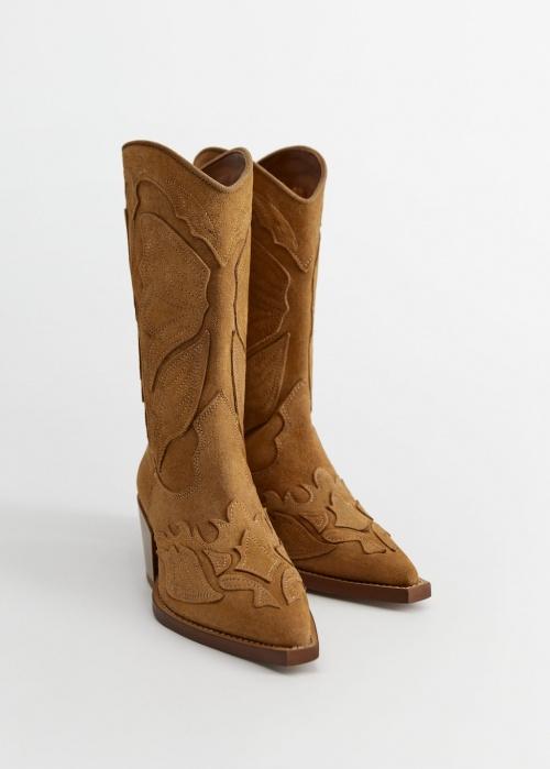 Mango - Boots cowboy