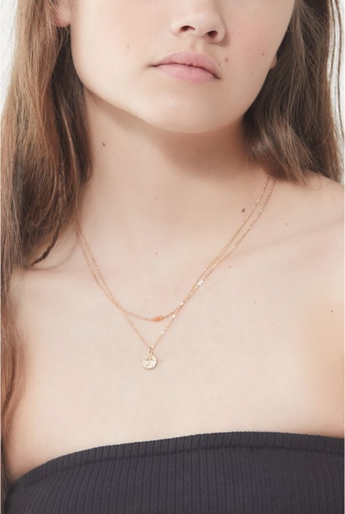 Urban Outfitters - Collier zodiaque