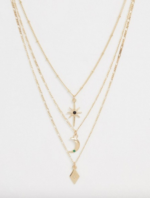 Reclaimed Vintage - Collier