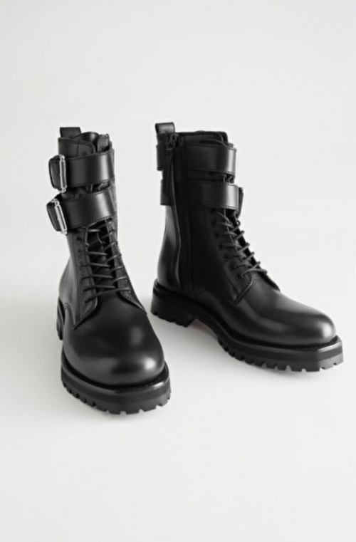 &Otherstories - Combats boots