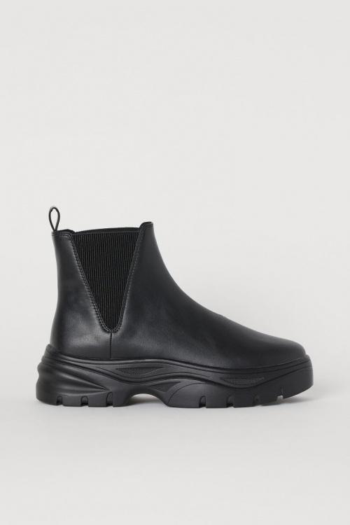 H&M - Boots elastique