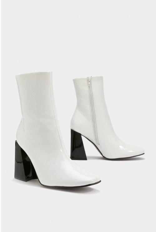 Nastygal - Boots vernies
