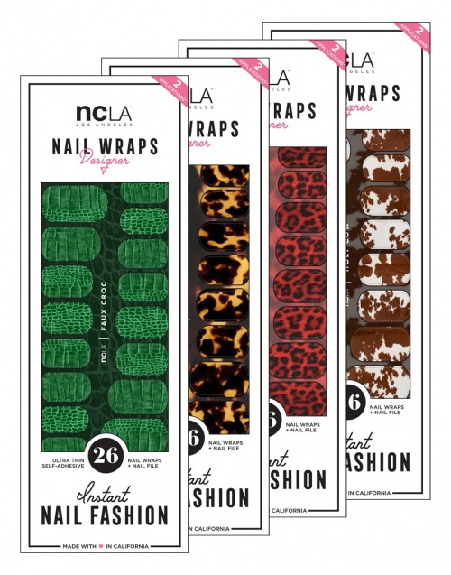 NCLA BEAUTY - Luxe Animal Print Collection