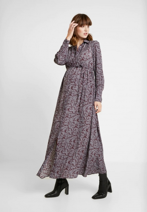 Glamourous bloom - Robe longue