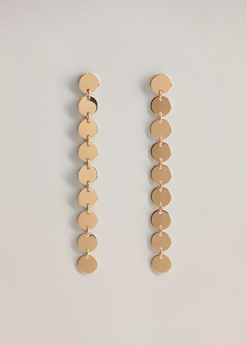 Mango - Boucles pendantes