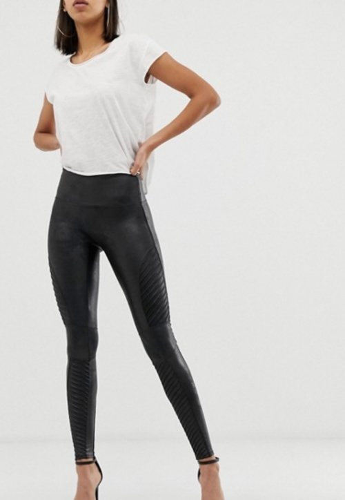 Spanx - Legging simili cuir