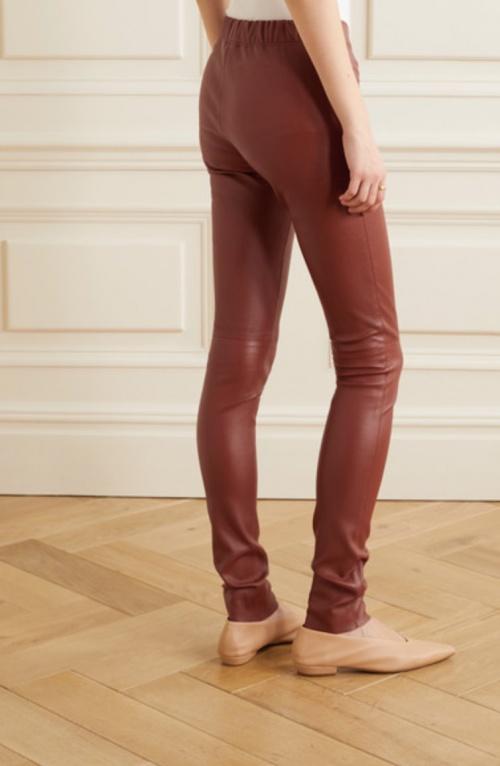 Joseph - Legging simili cuir