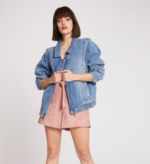 Morgan - Veste en jean
