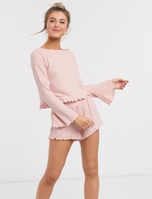 Asos Design - Haut de pyjama