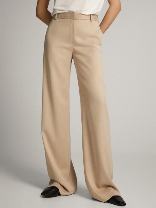 Massimo Dutti - Pantalon large