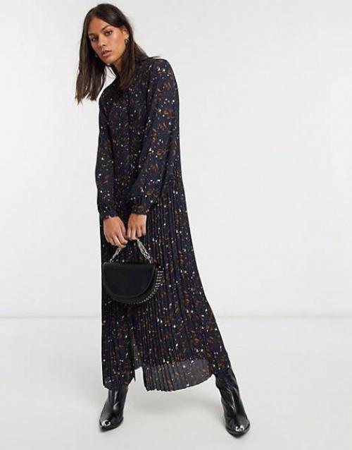 Selected Femme - Robe fleurie