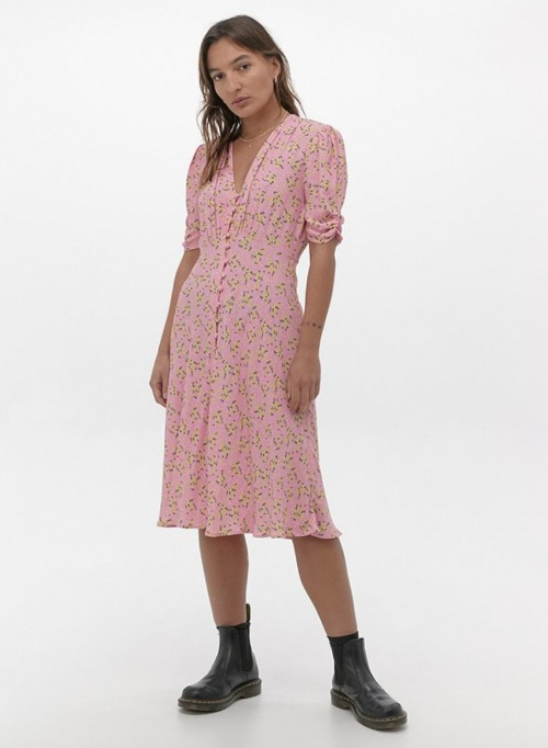Urban Outfitters - Robe imprimée