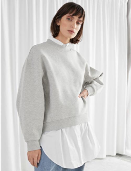 &Other Stories - Sweatshirt