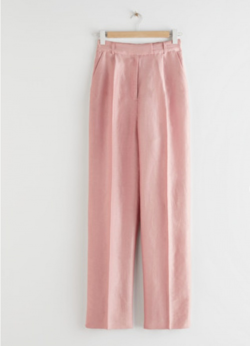 &Other Stories - Pantalon tailleur