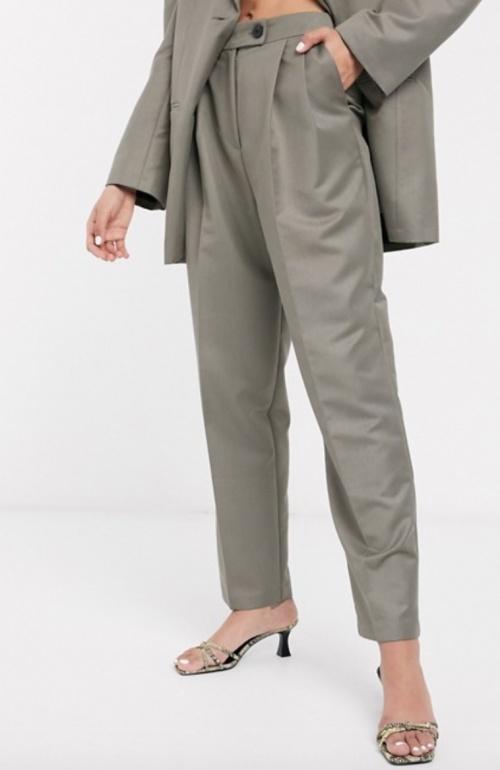 Asos Design - Pantalon tailleur