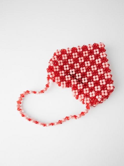 Zara - Mini sac coeur
