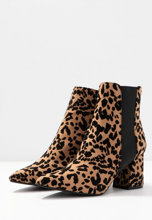 Dorothy Perkins - Bottines leopard